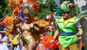 карнавал культур